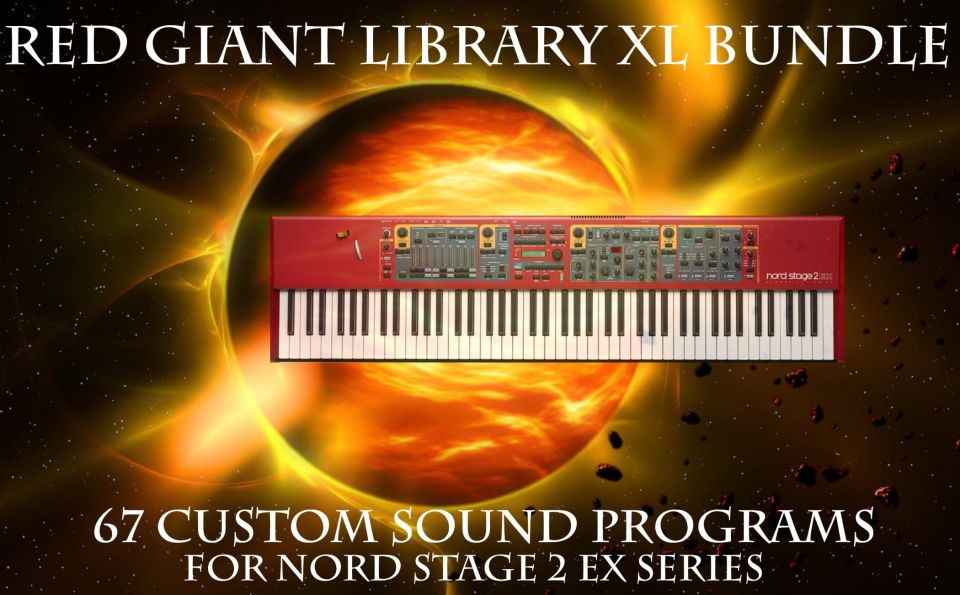 red giant Xl stage 2