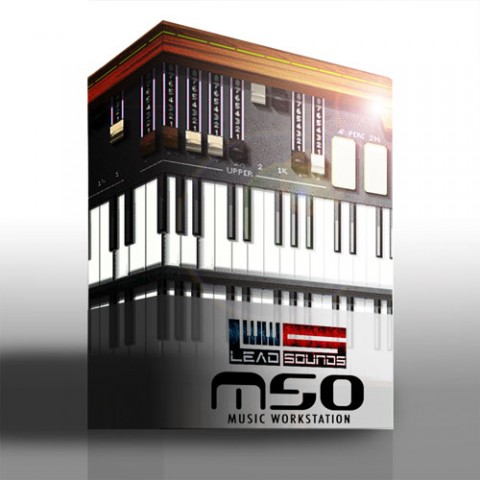 Signature Organ Pack - Korg M3 M50 KROME