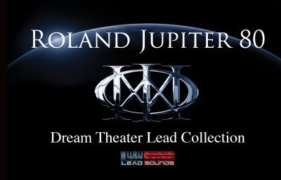 Dream Theater Leads V.1 Roland Jupiter Jp-80