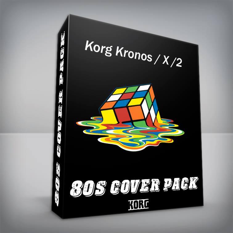 80s Cover Pack - Korg Kronos x 2