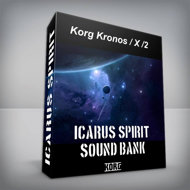Icarus Spirit - Korg Kronos