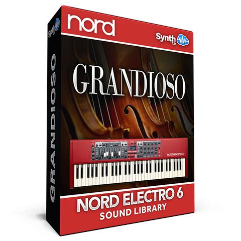 ASL027 - Grandioso Library - Nord Electro 6 Series