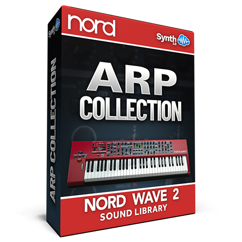 ASL007 - Arp Collection - Nord Wave 2