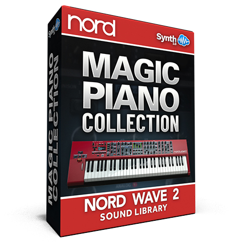 ASL011 - Magic Piano Collection - Nord Wave 2