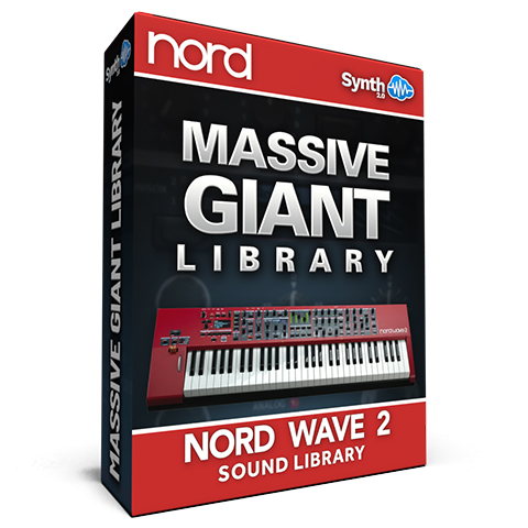 ASL004 - Massive Giant Library - Nord Wave 2