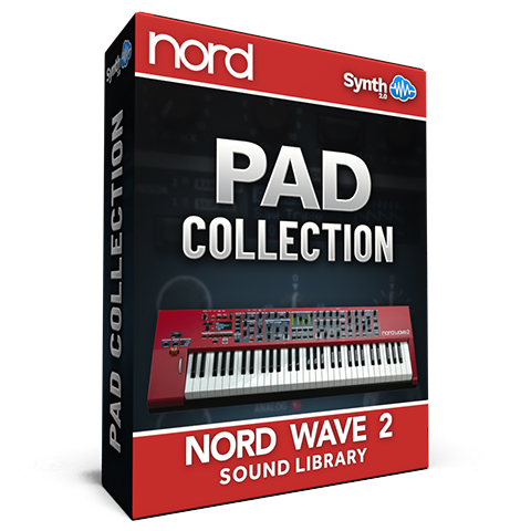 ASL010 - Pad Collection - Nord Wave 2