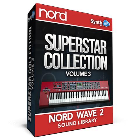 ASL018 - SuperStar Collection V3 - Nord Wave 2