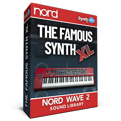 SLL006 - The Famous Synth XL - Nord Wave 2