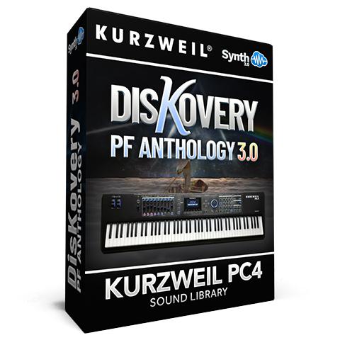 SSX128 - EVO 01 - DisKovery PF Anthology 3.0 - Kurzweil PC4