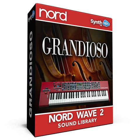 ASL027 - Grandioso Library - Nord Wave 2