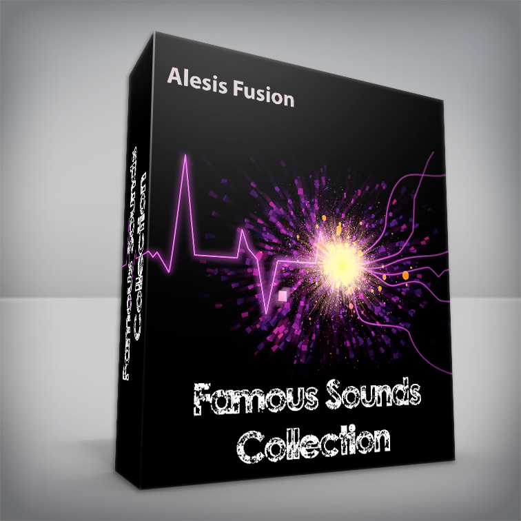 Famous Sounds Collection - Alesis Fusion 6/8