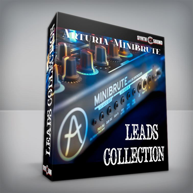 Arturia MiniBrute Leads Collection