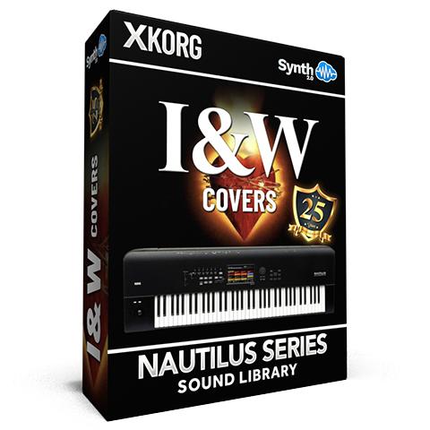 SSX105 - I&W Covers / 25th Anniversary - Korg Nautilus