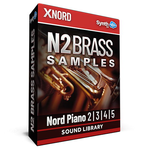 SCL121 - N2 Brass Samples - Nord Piano 2 / 3 / 4 / 5