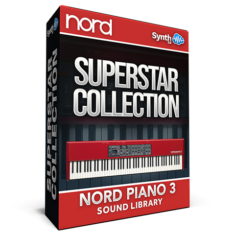 ASL012 - SuperStar Collection - Nord Piano 3