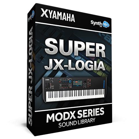 SCL132 - Super Jx-logia - Yamaha MODX