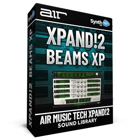 SCL156 - Beams XP - Air Music Tech Xpand!2 2