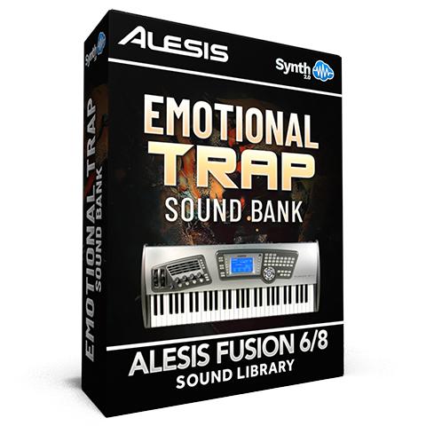 SCL271 - Emotional Trap Sound Bank - Alesis Fusion 6/8