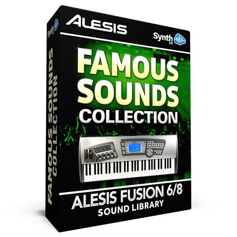 SCL40 - Famous Sounds Collection - Alesis Fusion 6/8