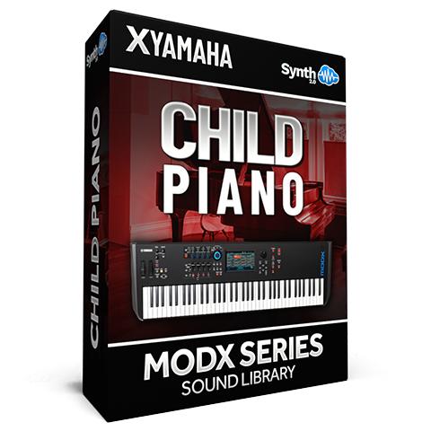 SCL322 - Child Piano - Yamaha MODX