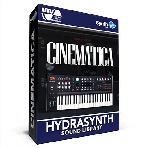 LFO009 - Cinematica - ASM Hydrasynth