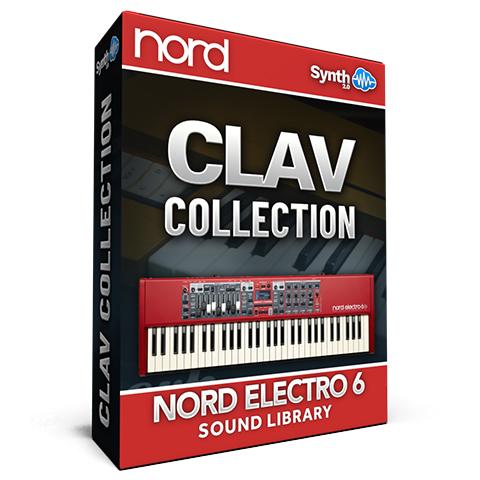 ASL009 - Clav Collection - Nord Electro 6 Series