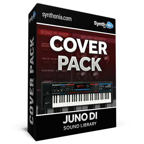 SCL31 - Cover Pack - Juno-DI