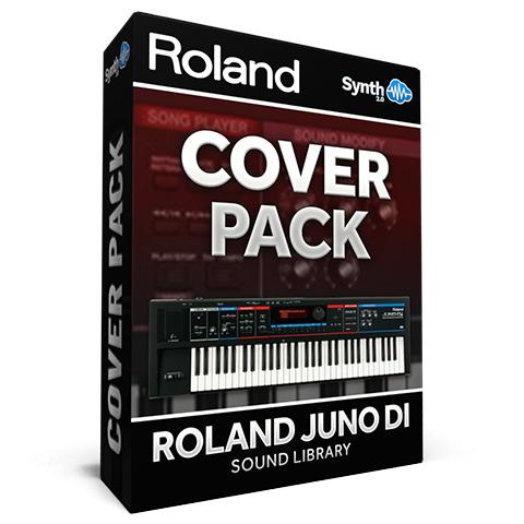 SCL31 - Cover Pack - Roland Juno-DI