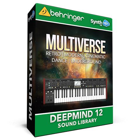 LFO016 - Multiverse - Behringer Deepmind 6 / 12 / 12D