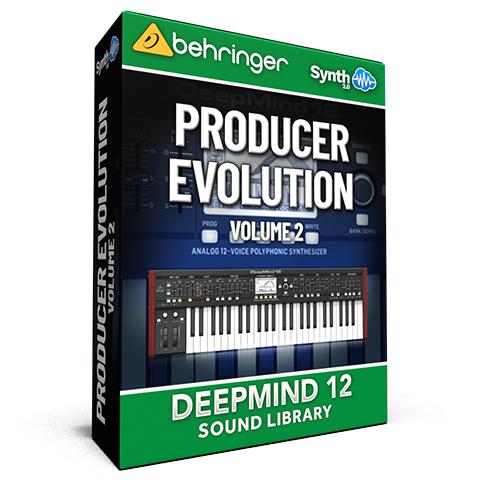 LDX205 - Producer Evolution V2 - Behringer Deepmind 6 / 12 / 12D