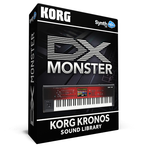 SSX16 - DX Monster - Korg Kronos Series