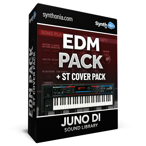 SCL88 - EDM Pack + STRANGER THINGS Cover Pack - Juno-DI