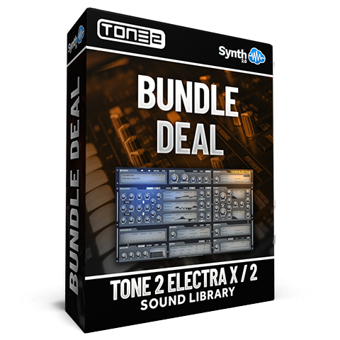 SCL136 - Electra X / 2 Bundle Deal  - Tone 2 Electra X / 2
