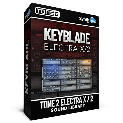 SCL146 - Electra X / 2 Keyblade - Tone 2 Electra X / 2