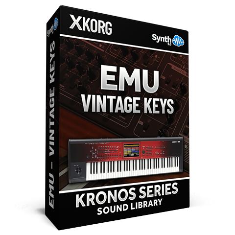 SCL179 - E-mu Vintage Keys - Korg Kronos Series