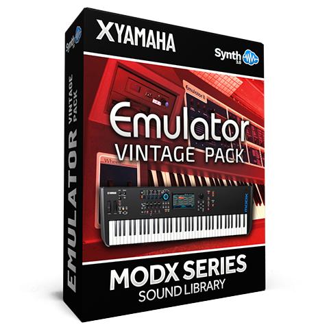 SCL218 - Emulator Vintage Pack - Yamaha MODX
