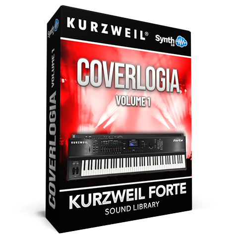 SCL367 - Coverlogia V1 - Kurzweil Forte