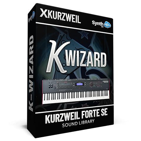 LDX139 - K-Wizard - Kurzweil Forte SE