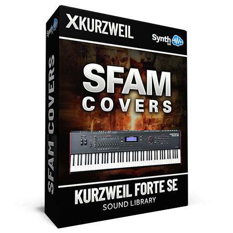 LDX140 - SFAM Covers - Kurzweil Forte SE