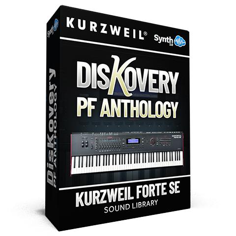 SSX128 - DisKovery PF Anthology - Kurzweil Forte SE
