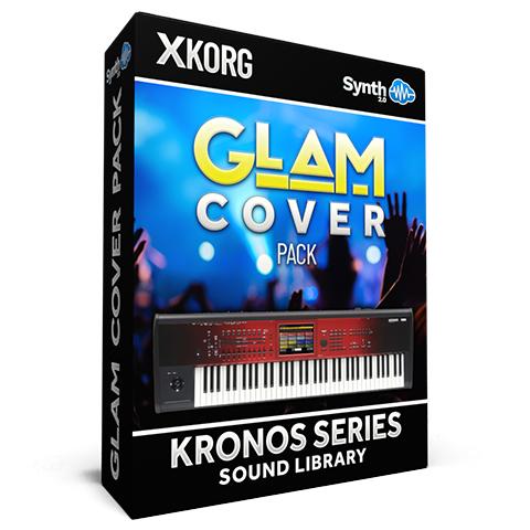 SCL154 - Glam Cover Pack - Korg Kronos / X / 2