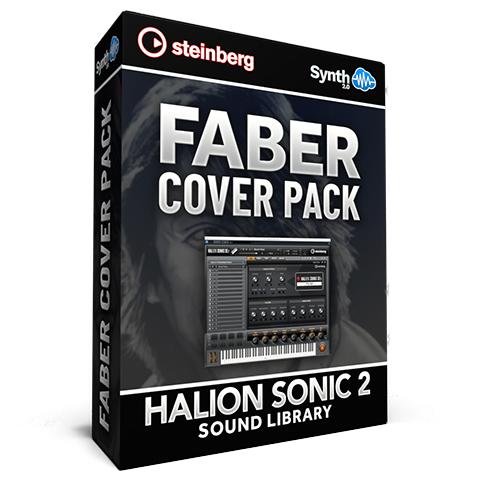 SCL165 - Faber Cover Pack + Bonus Sounds - Halion Sonic 2 VST
