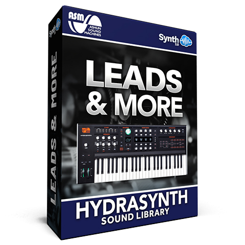 SCL355 - Leads & more - ASM Hydrasynth