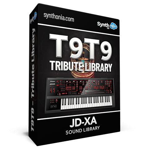 SCL119 - T9t9 Tribute Library - JD-XA