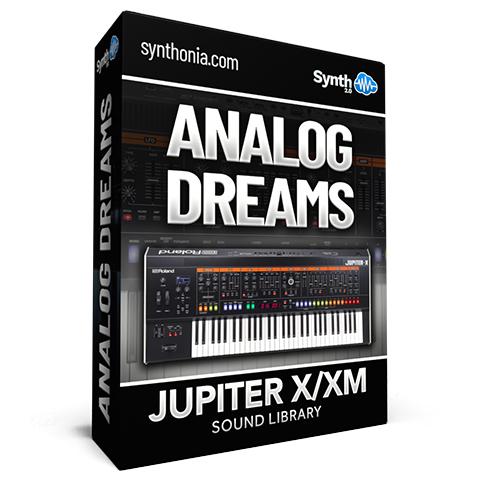 LFO017 - Analog Dreams - Jupiter X / Xm