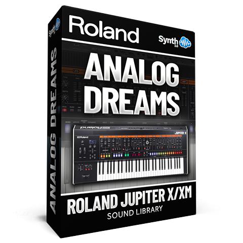 LFO017 - Analog Dreams - Roland Jupiter X / Xm