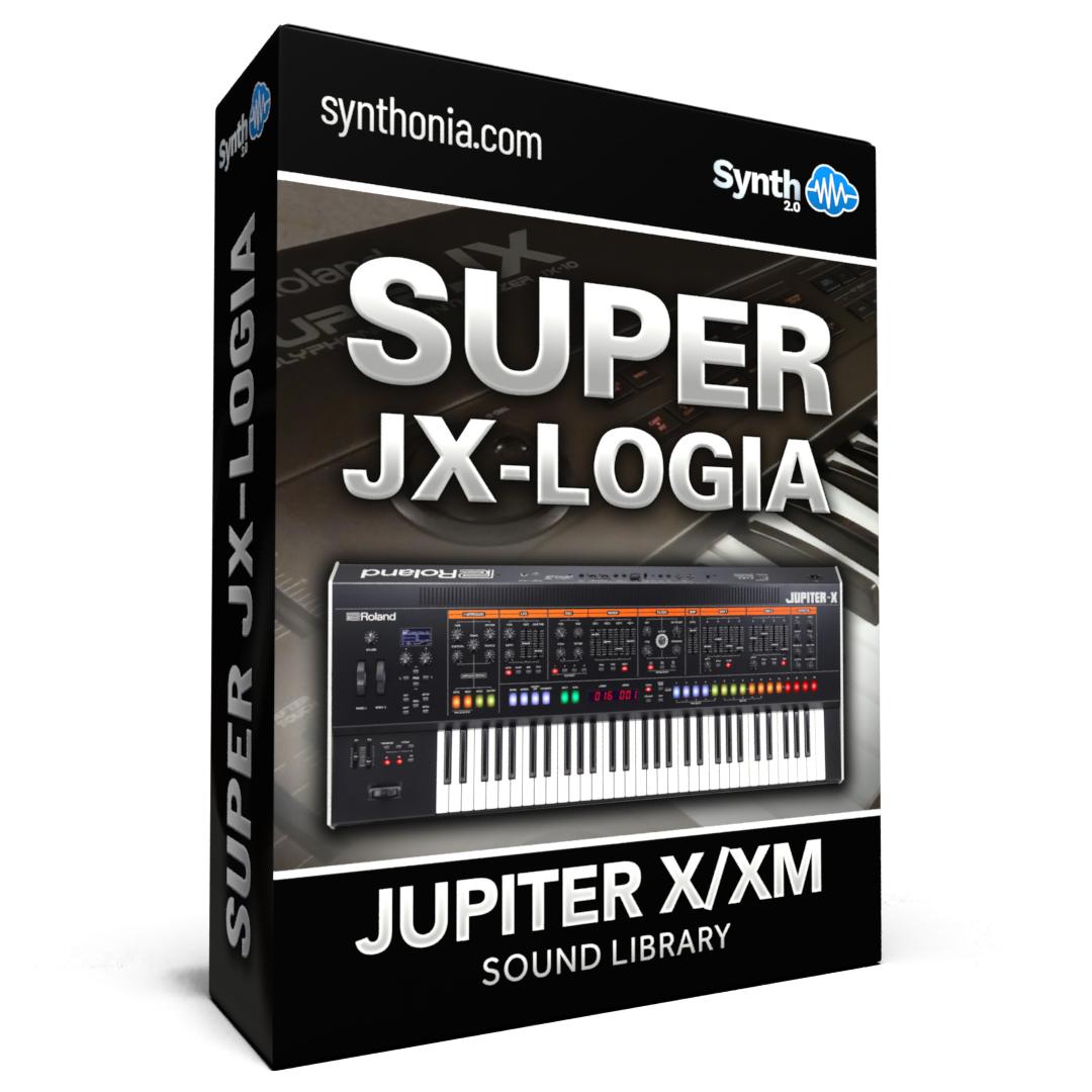 SCL132 - Super Jx-logia - Jupiter X / Xm
