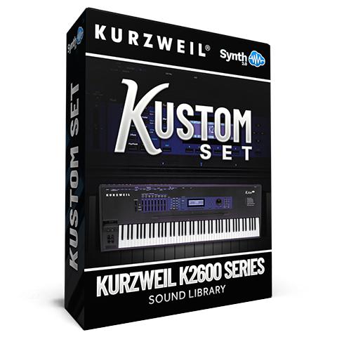LDX133 - Kustom Set - Kurzweil K2600 series