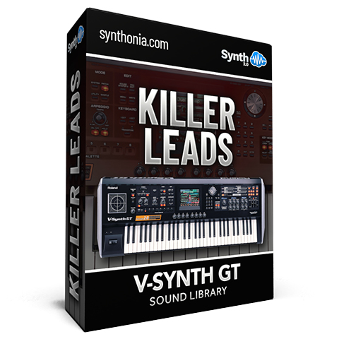 SCL95 - Killer Leads - V-Synth GT