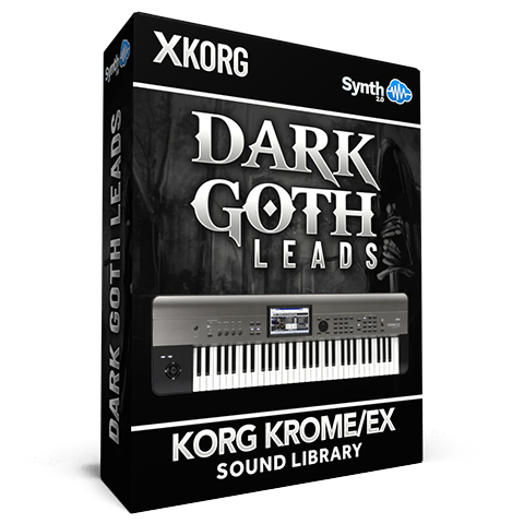 SCL09 - Dark Goth Leads - KORG Krome / Krome EX